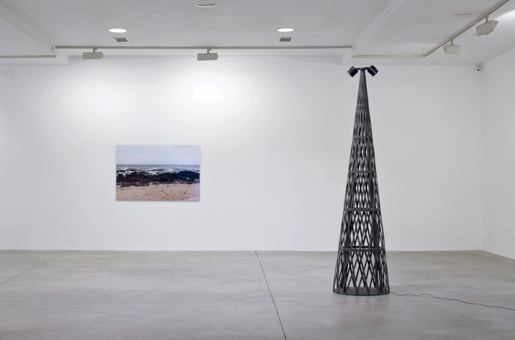 Ângela Ferreira. Talk Tower for Ingrid Jonker. Fundación DIDAC