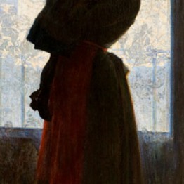 Giovanni Sottocornola. Alegrías maternas, 1894. Colección del Palazzo Foresti, Carpi