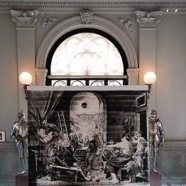 DKV y Lázaro Galdiano: dos colecciones, una escenografía