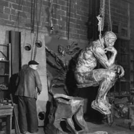 Doisneau, escultores y esculturas
