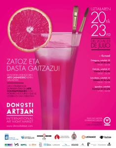 Donosti Artean 2017