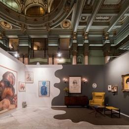 Drawing Room crece y convence en el Círculo de Bellas Artes