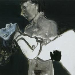 Marlene Dumas. The Image as Burden, 1993