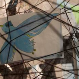Chiharu Shiota, cartas de agradecimiento