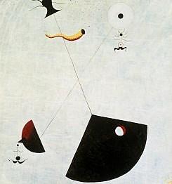 Joan Miró. Maternité