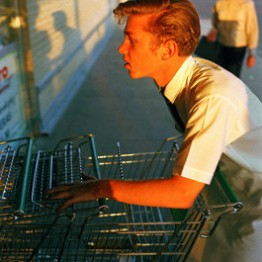 William Eggleston. From Los Alamos Folio1, MEM, 1965