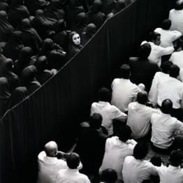 Shirin Neshat, inquilina del Gabinet de Es Baluard
