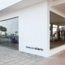 Espacio Dörffi: Adonay Bermúdez abre el primer centro artístico privado de Lanzarote