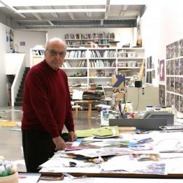 Luis Gordillo, artista invitado en ESTAMPA 2016