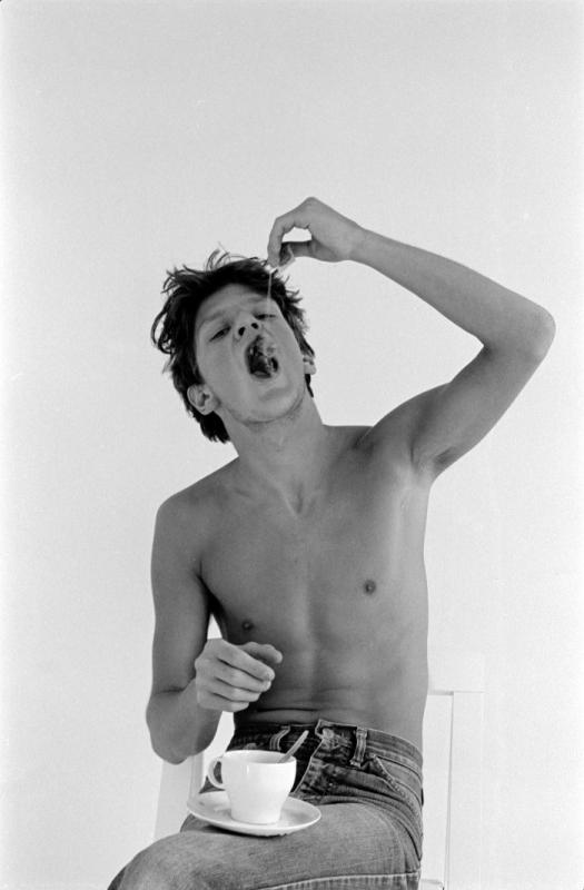 Jan Fabre. Tea-hangover, 1980
