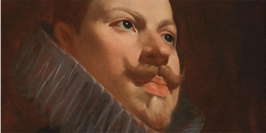 Nueva donaión para el Museo del Prado. William B. Jordan deposita en el Prado un boceto de un retrato de Felipe III de Velázquez. American Friends del Prado