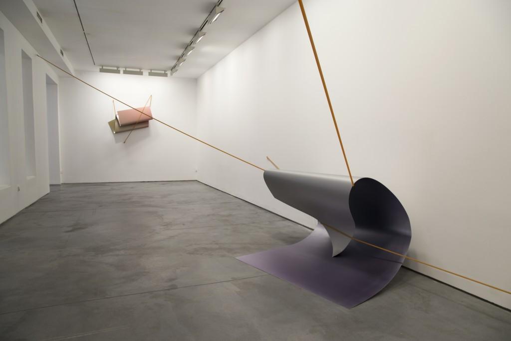 Inma Femenía. In Tension, 2018. Galería Max Estrella