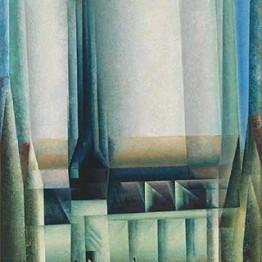 Lyonel Feininger, a la línea por el ritmo