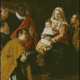 Velázquez, Murillo y Ribera: invierno barroco