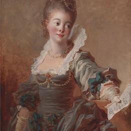 Jean Honoré Fragonard. The Singer, c. 1769. Colección privada