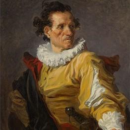 Jean Honoré Fragonard. The Warrior, c. 1769. Stirling and Francine Clark Art Institute