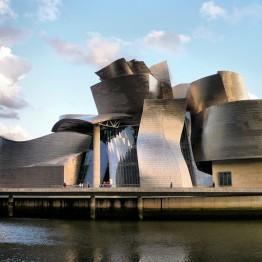 Frank Gehry. Museo Guggenheim Bilbao