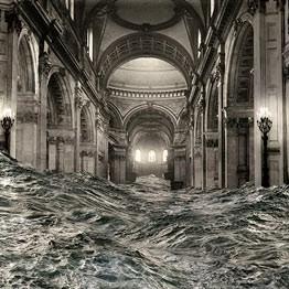 Pablo Genovés inunda ahora la Catedral de San Pablo