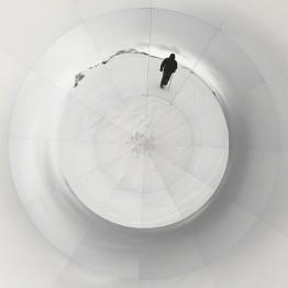 David Rodríguez Gimeno, Antártida en proceso