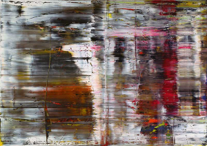 Gerhard Richter. Abstract painting (726), 1990. Tate