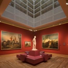 Imagen exposición en sala. © Museo Nacional del Prado