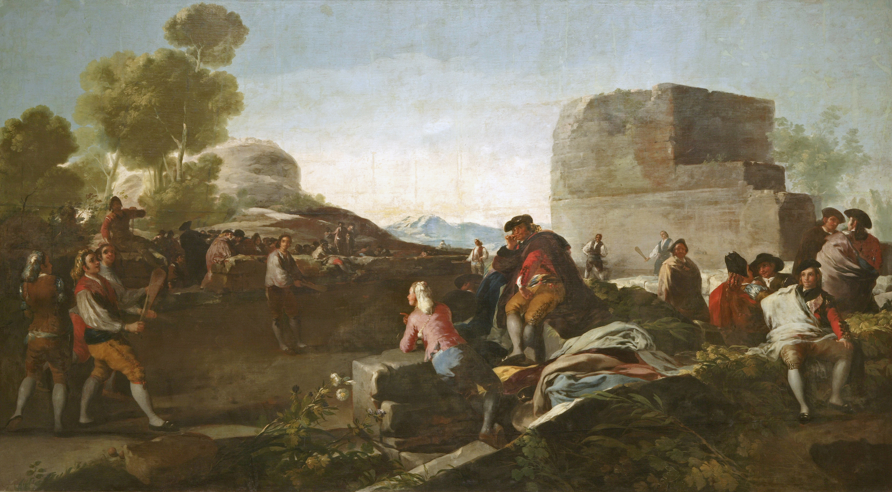 Goya en madrid for Imagenes de epoca contemporanea