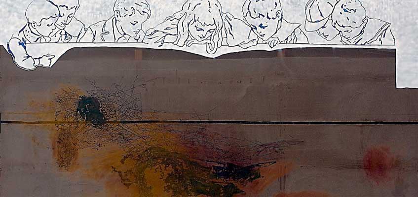 Sigmar Polke. Jugendstil, 2005