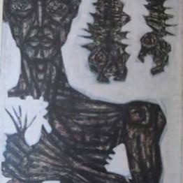 Miguel Herrero. Radiografía del ser, 1957