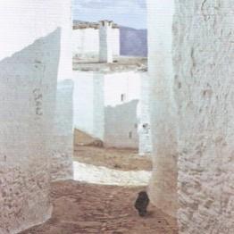 Calle en las Alpujarras, Granada, 1974