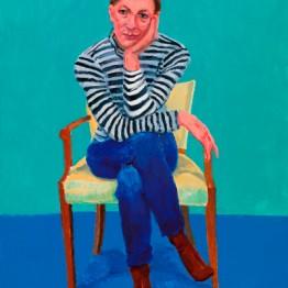 82 caras de Hockney