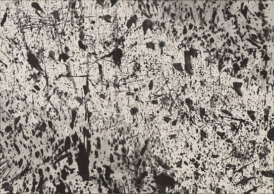 Mark Tobey. Lumber Barons, 1957. The Menil Collection, Houston