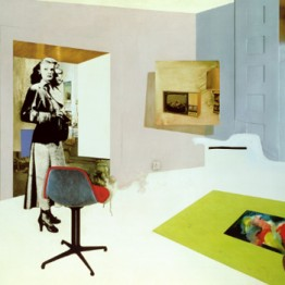 Richard Hamilton. Interior II, 1964. Tate