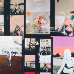 Richard Hamilton. My Marilyn, 1965. Colección Ludwig