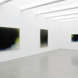 "Imagen de la exposición ""A Constant Storm. Works from 1922 to 1989"" en Perrotin New York"