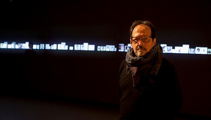 Óscar Muñoz, Premio Hasselblad 2018
