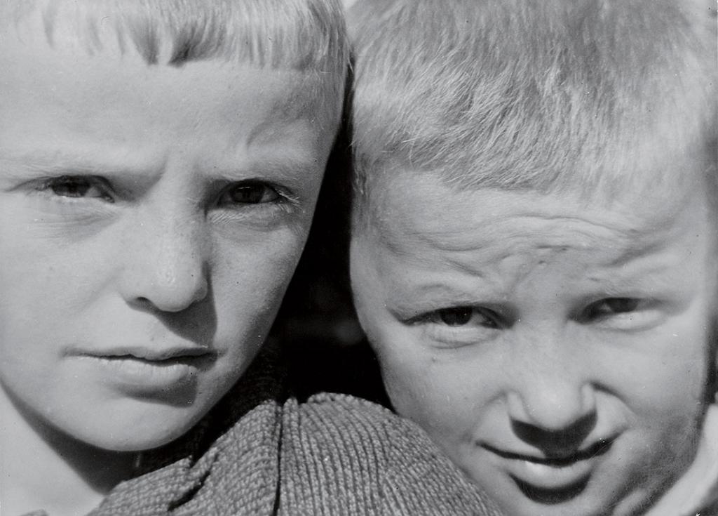 Raoul Hausmann. Enfants de la Frise, 1927-1933