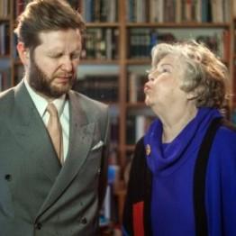 Ragnar Kjartansson y su madre se quedan en el Hirshhorn