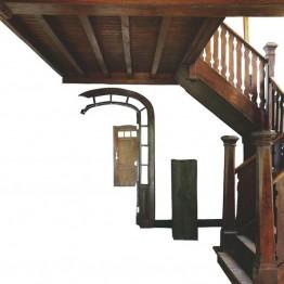 Hisae Ikenaga, solo madera