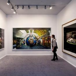 Fuerte caída del valor de las ventas de arte en subasta