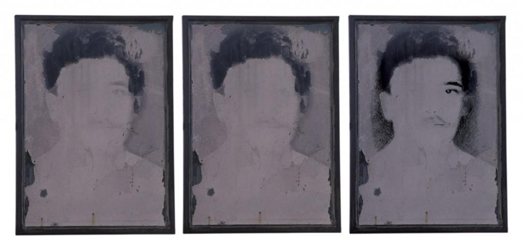 Joana Hadjithomas y Khalil Joreige. Faces (detalle), 2009