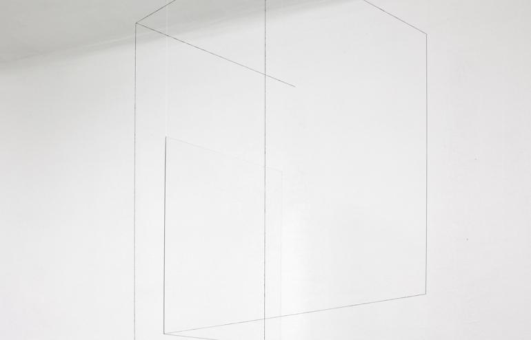 "Jong Oh. ""Lodestar"". Galería Sabrina Amrani"