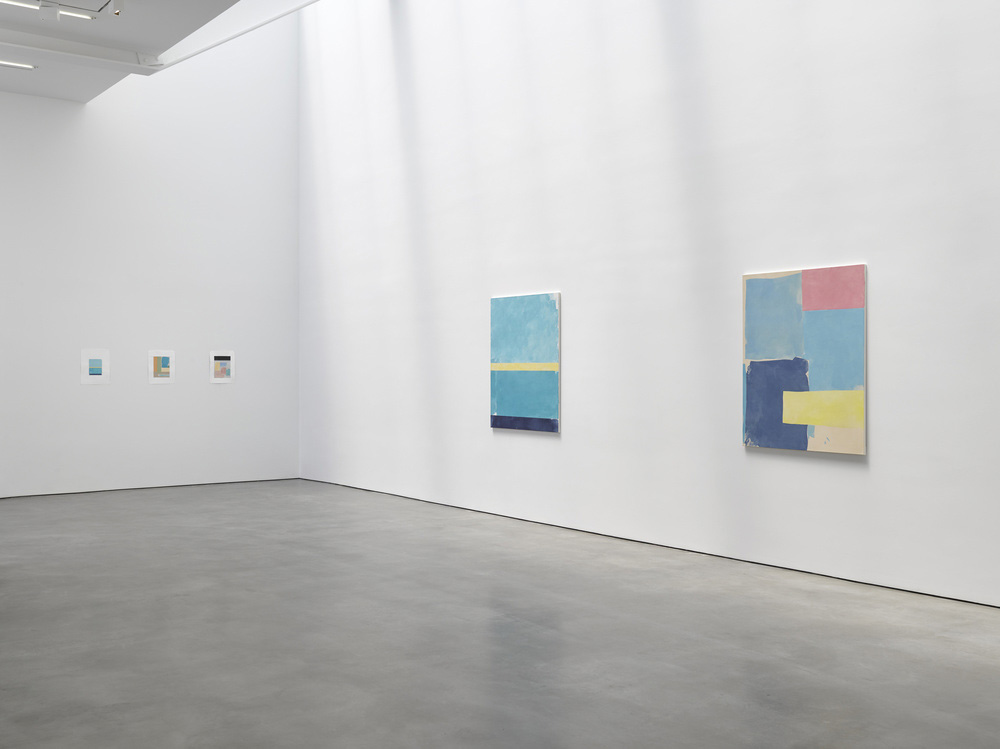 Peter Joseph. Lisson Gallery, Nueva York