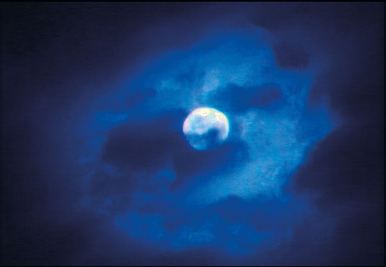 Leandro Katz. Notas de luna
