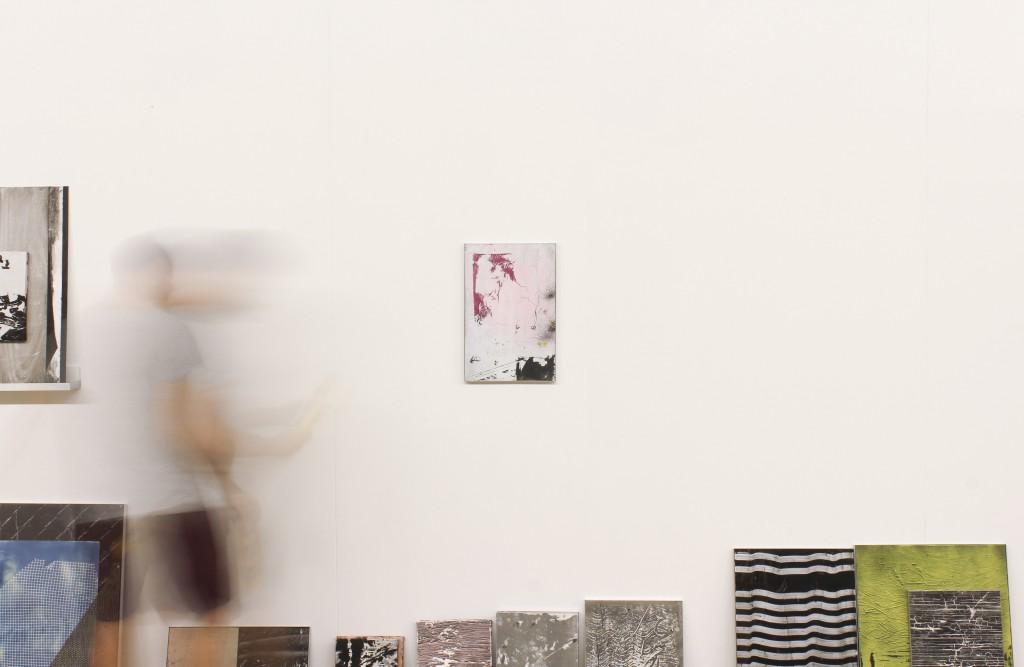 """Keke Vilabelda. """"Estratos y sedimentos"""" en la Kir Royal Gallery"""