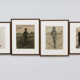 Van Gogh, dibujos contra la indiferencia