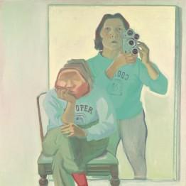 Maria Lassnig, pintar la incomodidad