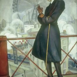Diego Rivera, invitado en el Lázaro Galdiano
