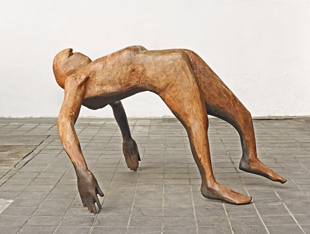 Francisco Leiro. Ponte, 2016