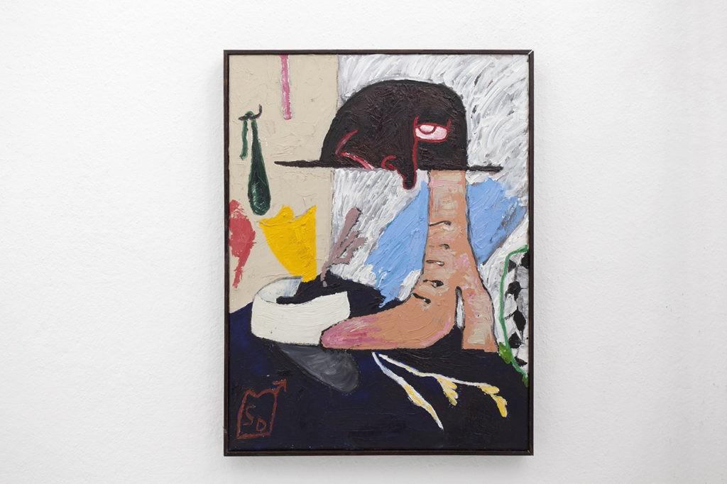 Stevie Dix. Room, 2017
