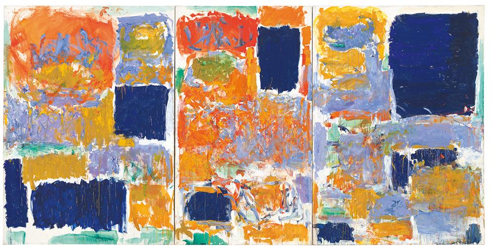 Resultado de imagen para Pinturas de Joan Mitchell